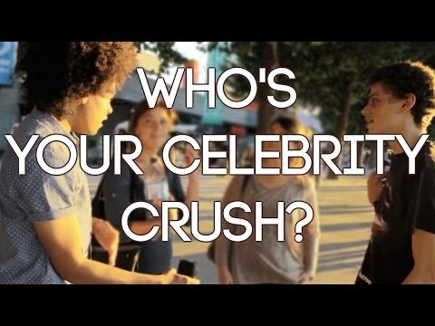 Who's Your Celebrity Crush? | Ryon Nethercott