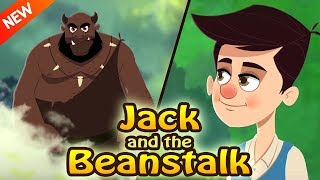 Jack and the Beanstalk Story | Fairy Tales For Kids | Bedtime Story For Children