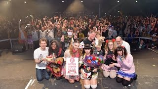 LADYBABY - Rei Kuromiya Birthday Surprise @ Hyper Japan, London, UK [2015.11.29] [HD]