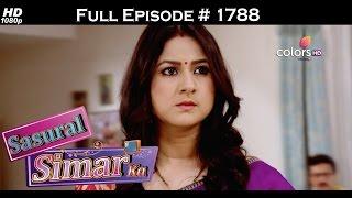 Sasural Simar Ka - 3rd April 2017 - ससुराल सिमर का - Full Episode (HD)