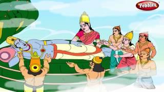 Vishnu Worships Shiva | Lord Shiva Stories in English | Shiv Parvati Miracles | Shiva Tandav