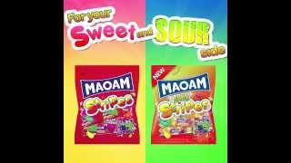 MAOAM - Are you full of sweetness or bursting with sour?