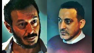 مصطفى شعبان بطريقة ذكية جداً يجيب دياب تحت رجليه في السجن ..تفتكر ايه ممكن يحصل ؟! #أيوب