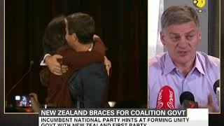 New Zealand prepares for coalition government