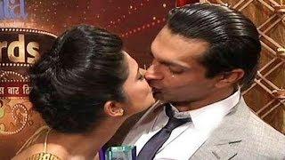 Karan Singh Grover Kissing Jennifer Winget