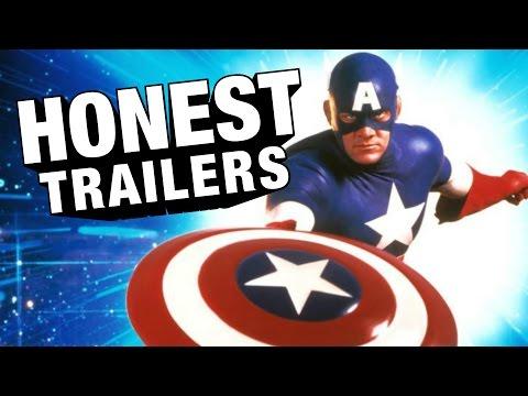 Honest Trailers Captain America 1990
