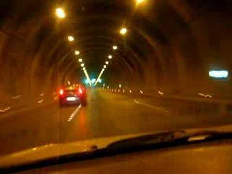 Tünelden Geçiş İstanbul Yönü