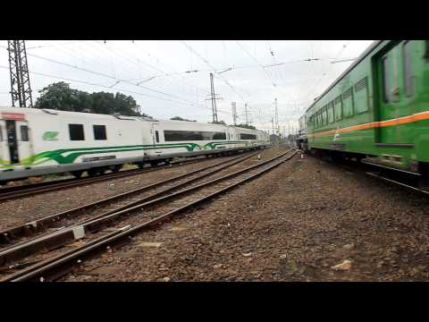 Kereta Api Indonesia Argo Bromo Anggrek and Cirebon Ekspres