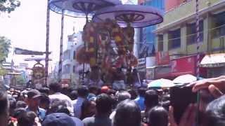 Sri Kapaliswarar Adikara Nandhi