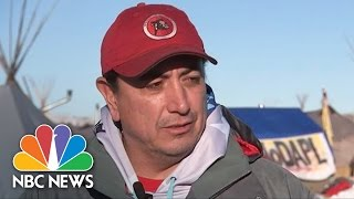 Standing Rock Chairman: Pipeline Plan Denial 'A Win For All Of America' | NBC News