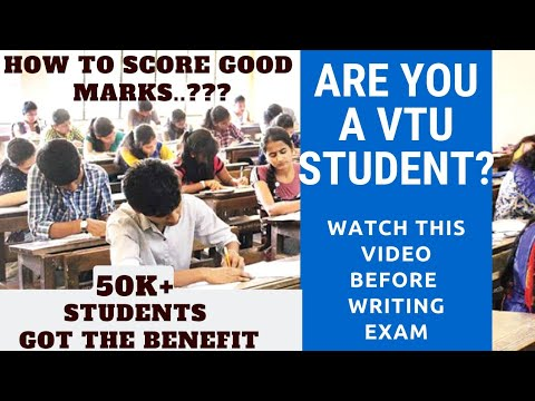 Xxx Mp4 How To Score Good Marks In VTU Exam EC Academy Vlog 8 3gp Sex