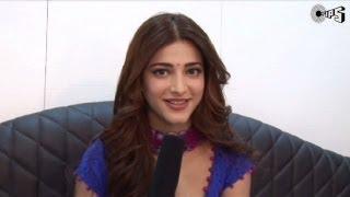 """Hindi Film """"Ramaiya Vastavaiya"""" - Official Trailer Invite by Shruti Haasan"""