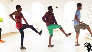 Reekado Banks - Easy Jeje x Afro Revolution  ( Official Dance Video ) Dance  Practice