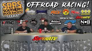 $50K UTV Bounty Series Super ATV Finals Pre Race Show at Dirty Turtle OffRoad.