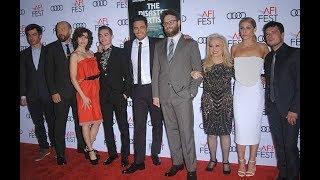 The Disaster Artist Premiere - AFI Fest - James Franco, Seth Rogen, Dave Franco, Alison Brie