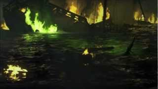 Game of Thrones Blackwater Wildfire Scene [Widescreen High Quality]