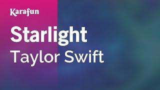 Karaoke Starlight - Taylor Swift *