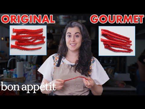 Xxx Mp4 Pastry Chef Attempts To Make Gourmet Twizzlers Gourmet Makes Bon Appétit 3gp Sex