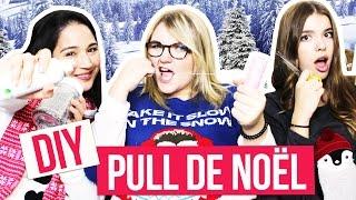 DIY battle pull de Noël avec Juste Zoé, Lola et Yoko !