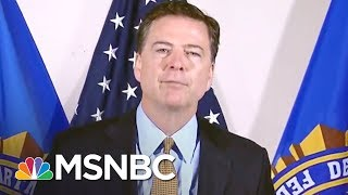 Jim Comey: President Donald Trump Is A Liar And Unethical | The Beat With Ari Melber | MSNBC