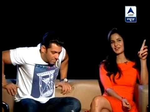 Xxx Mp4 Salman Khan And Katrina Kaif Exclusively Speak To ABP News 3gp Sex