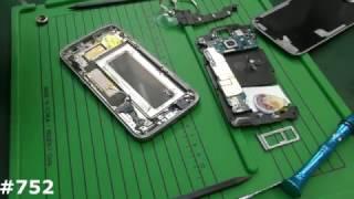 Полная разборка Samsung SM-G935F Galaxy S7 Edge (Замена модуля)