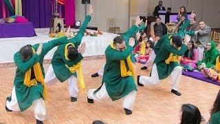 The Mujtaboys - Best Mehndi Dance 2017