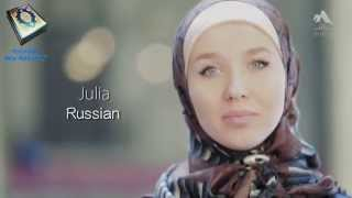 Converted To Islam Sister Julia - Women In Islam are Diamonds!