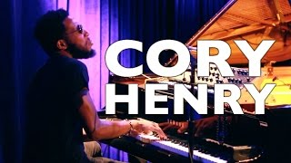 """Cory Henry - """"Amazing Grace"""" - Live at The Red Room @ Cafe 939"""
