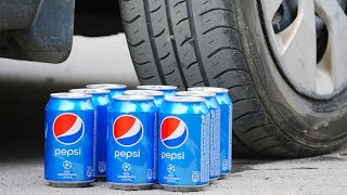 EXPERIMENT Car VS Pepsi