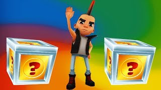 SUBWAY SURFERS GAMEPLAY PC HD ✔ SPIKE AND 30 MYSTERY BOXES OPENING