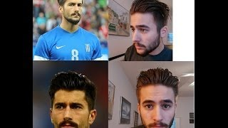Panagiotis Kone Inspired Hairstyle - How to style tutorial - Hanz de Fuko Pomade