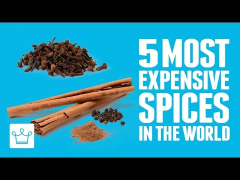 Top 5 Most Expensive Spices In