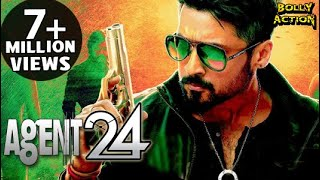 Agent 24 | Hindi Dubbed Movies 2017 Full Movie | Suriya | Tamannaah | South Indian Movies Dubbed