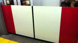 Tokyo Japan Train Suicide Gates