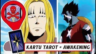 "Hawkins adalah "" KUNCI BANGKITNYA "" Awakening Luffy ( One Piece )"