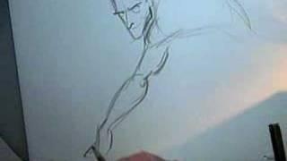Glen Keane at Cal Arts - Tarzan