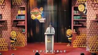 Spelling Bee Season 4  TVC - INVINCIBLE