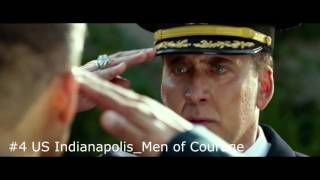 Top 5 Military Movies of 2016