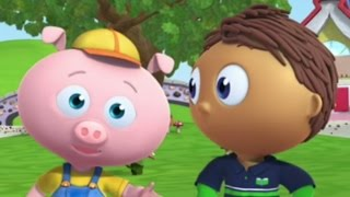 Super WHY! Full Episodes English ✳️  The Ant And The Grasshopper ✳️  S01E13 (HD)