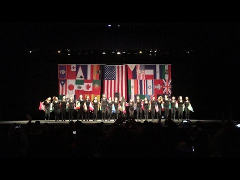 Xxx Mp4 PHS Multicultural Assembly 2017 Show Flags 3gp Sex