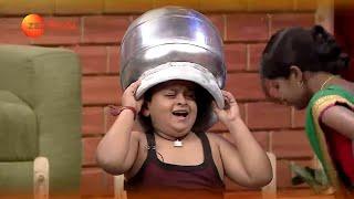 Funny Fight Between Two Ladies | Binda Skit  | Drama Juniors Season 3 | Zee Telugu
