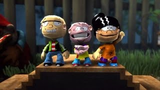 Epic LBP2 Costumes - Episode 34 - Cartoon Network Edition