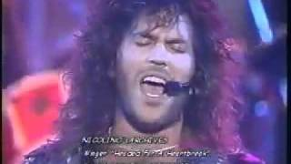 Winger   Headed For A Heartbreak   Arsenio Hall Show 11 10 1989