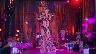 Deea Maxer - show oriental la Baluri de Boboci in club Princess