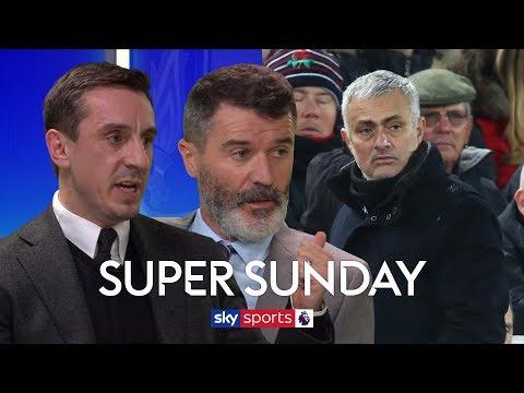 Xxx Mp4 Roy Keane Amp Gary Neville On Whether Sacking Mourinho Would Fix Man United 39 S Problems Super Sunday 3gp Sex