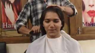 Disconnect 3 Steps Haircut