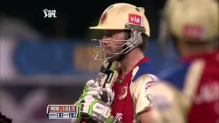 AB de Villiers Smashes Dale Steyn