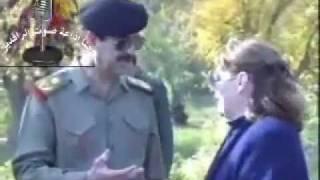 صدام حسين وزياراته لمدارس دولته