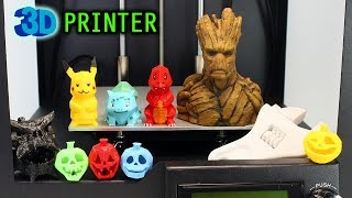 3D printer | Cool 3D Printed Objects | Amazing 3D prints
